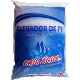 Cris agua - Elevador de Ph 2kg