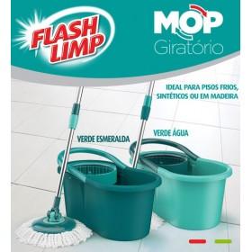 MOP Giratório Flash Limp